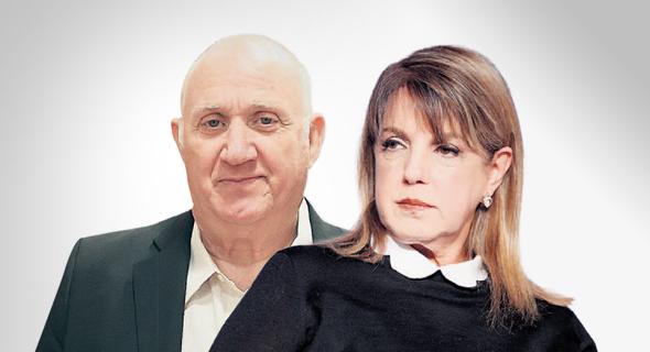 ליאורה עופר  ו איציק אברכהן , צילומים: עמית שעל, אוראל כהן
