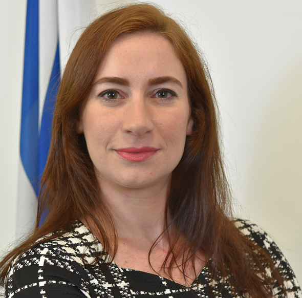 Sarah-Ann Madi, head of Israel's Economic and Trade Mission to Poland. Photo: Shlomi Amsalem