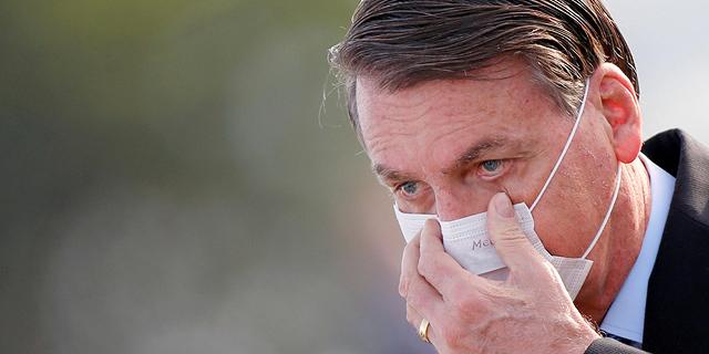 נשיא ברזיל החלים: אובחן כשלילי לנגיף הקורונה