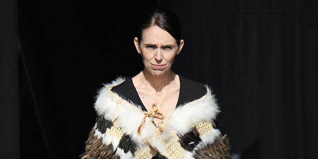 מחאה בניו זילנד נגד מגבלות הקורונה החדשות