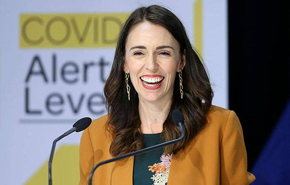 ג'סינדה ארדרן, ראשת ממשלת ניו זילנד