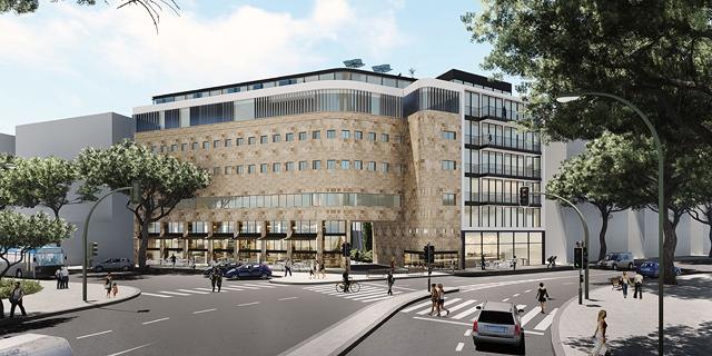 עסקה רביעית לישרוטל ובנייני העיר הלבנה בתל-אביב: יקימו מלון ברחוב פינסקר