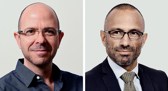 מימין עורכי הדין דרור שלו ואבי סטוקהולם כהן ממשרד שלו סטוקהולם-כהן ושות'