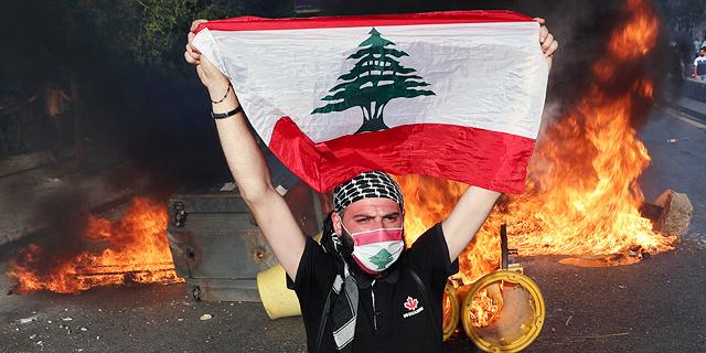 כלכלה בקריסה: האינפלציה בלבנון זינקה ל-112%