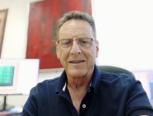 RunEL co-founder Israel Koffman. Photo: Courtesy