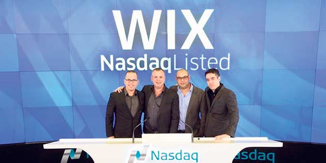 Wix stock has surged since its IPO. Photo: Courtesy