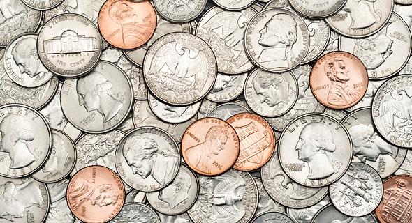 מטבעות דולר אמריקאי