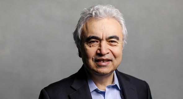 """ד""""ר פתיח בירו, יו""""ר סוכנות האנרגיה הבינלאומית , צילום: בלומברג"""