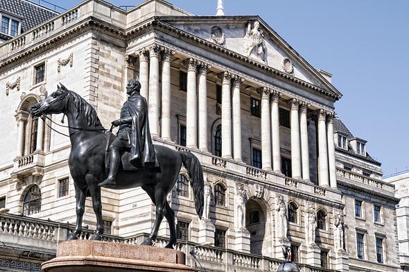 הבנק המרכזי של אנגליה