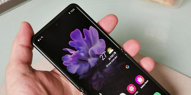 סמסונג גלקסי Flip Z: הסמארטפון המתקפל מוכיח שהרעיון עובד