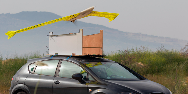 Technion students conduct test flight of 3D printed aircraft