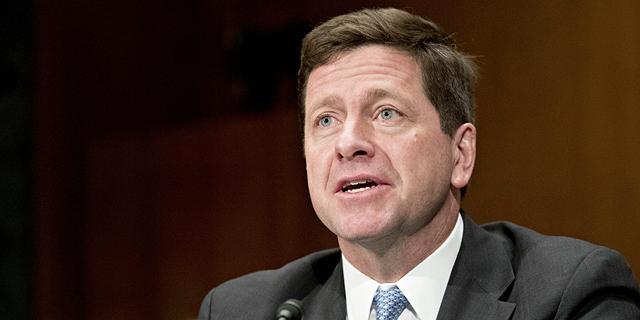 """לקראת חילופי השלטון בארה""""ב: יו""""ר ה-SEC יפרוש מתפקידו בסוף השנה"""