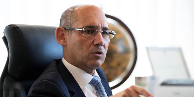 נגיד בנק ישראל אמיר ירון יוני 2020, צילום: רויטרס