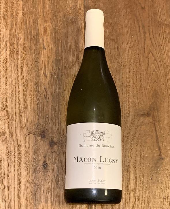 יין מאקון לוגני 2018 של יקב ז'אדו
