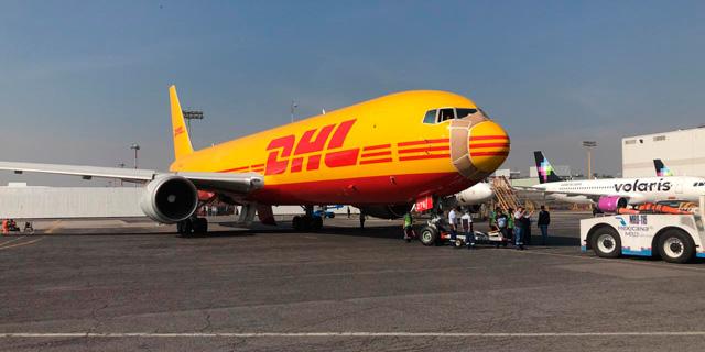 התעשייה האווירית תסב מטוסי נוסעים למטען בעשרות מיליוני דולרים עבור DHL