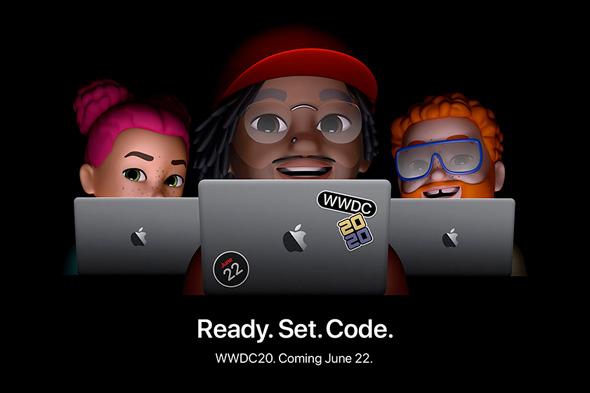 כנס המפתחים השנתי של אפל WWDC 2020, מקור: Apple inc