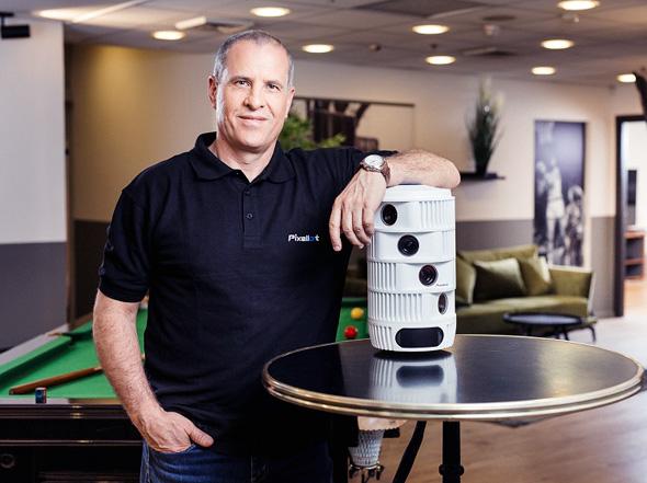 Pixellot CEO Alon Werber. Photo: PR