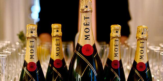 קוקה־קולה ישראל קיבלה את הזיכיון למותגי השמפניה והקוניאק של לואי ויטון