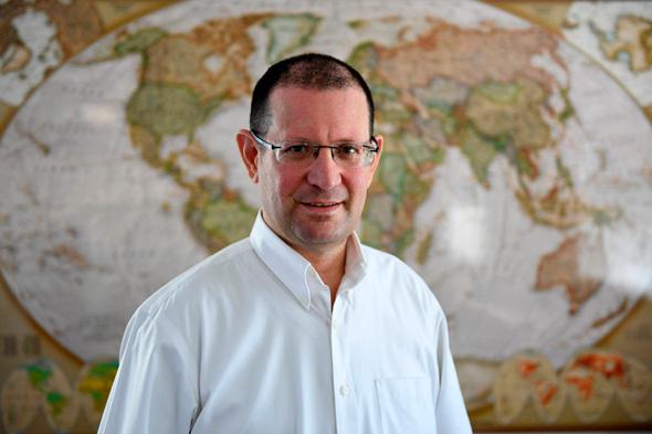 ראש אגף היצוא במשרד הביטחון, יאיר קולס, צילום: אריאל חרמוני משרד הביטחון