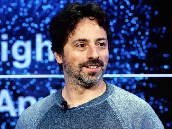 סרגיי ברין מייסד גוגל פילנטרופ, צילום: רויטרס