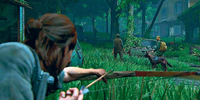 משחקים על עיוור: הסנסציה ב־The Last of Us II של סוני פלייסטיישן