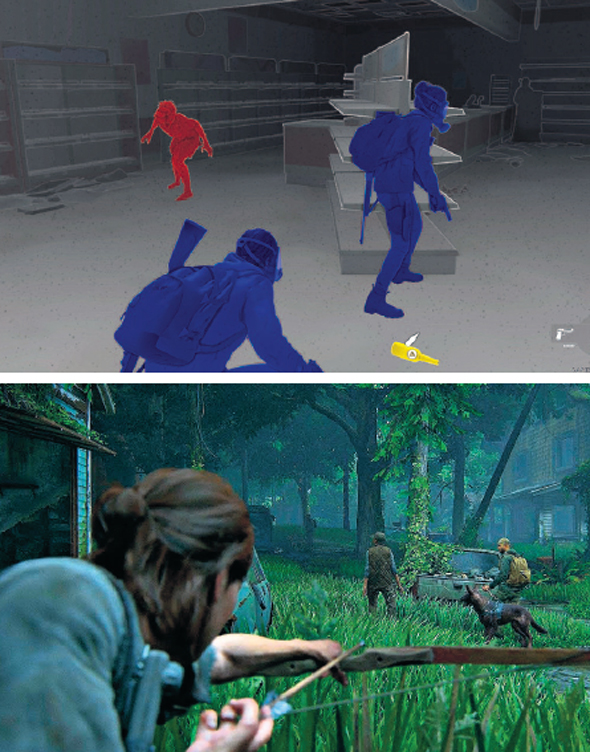 גרסאת ל־ The Last of Us II המותאמת לנכים