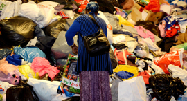 עוני, צילום: קובי קואנקס