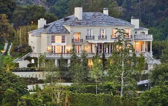 האחוזה שנמכרה בלוס אנג'לס