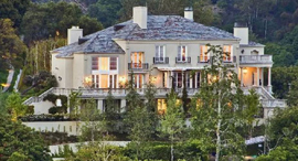 אלון מאסק מכר אחוזה בל אייר לוס אנג'לס, צילום: Zillow
