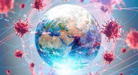מיתון עולמי שפל עולם קורונה צמיחה מגפה וירוס , צילום: שאטרסטוק