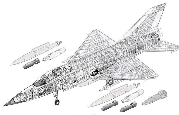 עיצוב המטוס המצרי