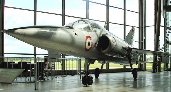 ה-HA300 במוזיאון