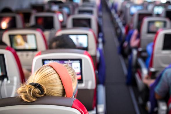 Onboard. Credit: Shutterstock