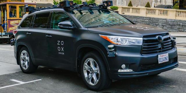 אמזון מאשרת: תרכוש את הסטארט-אפ זוקס, המפתח רכב אוטונומי