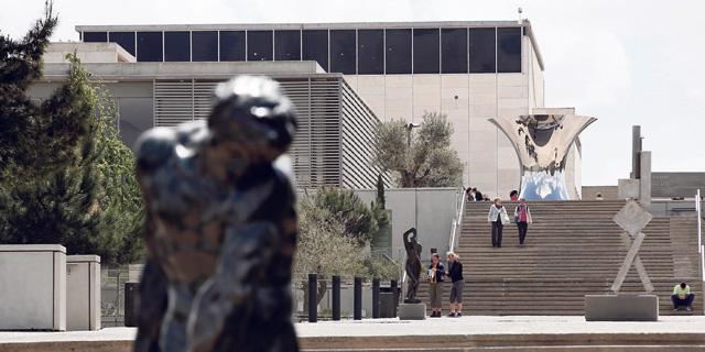 """מוזיאון ישראל עדיין סגור והחל""""ת ל-300 עובדיו הוארך"""
