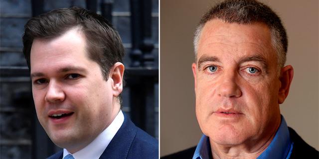 קשריו של שר השיכון הבריטי עם עידן עופר מסעירים את המערכת הפוליטית במדינה