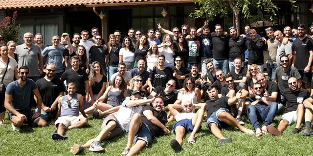 עובדי Cynet. החברה מגייסת עשרות עובדי פיתוח ומכירות בארצות הברית ואירופה  , צילום: Cynet