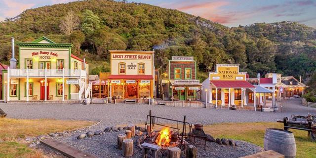 למכירה: עיירת בוקרים בניו זילנד, נקייה מקורונה - ב-7.5 מיליון דולר