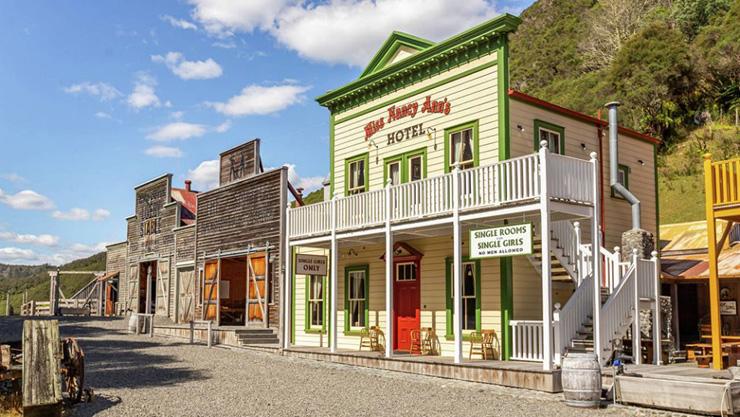 הכפר, צילום: Sotheby