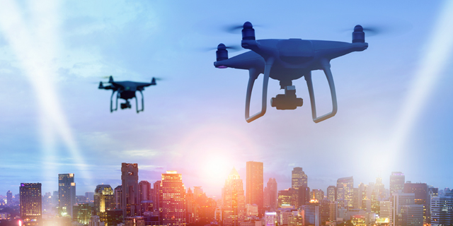 How high can JFrog jump and when will we see millions of drones in the skies?