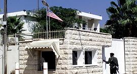 בית השגריר האמריקאי בהרצליה פיתוח, צילום: צביקה טישלר
