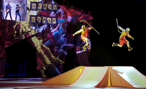 צילום: Cirque du Soleil