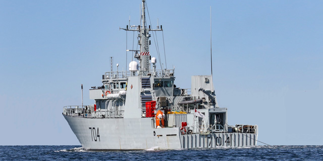 אלביט תמכור חליפה מודיעינית לחיל ים באסיה ב-53 מיליון דולר