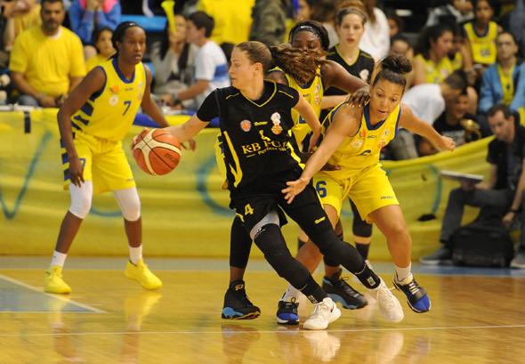 ליגת הנשים בכדורסל