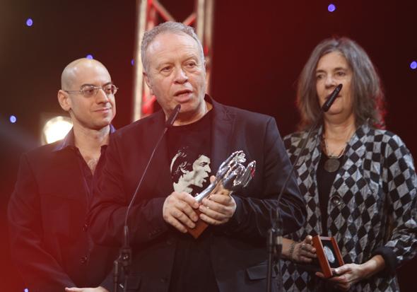 במרכז: יואב קוטנר, צילום: אבי מועלם