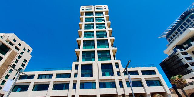 """בעלי קומת משרדים במגדל ליד הטיילת בת""""א לא יוכלו להפוך אותה למגורים"""