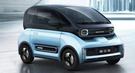 300E  מכונית חשמלית, צילום: יצרן