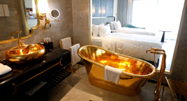 מלון דולצ'ה האנוי גולדן לייק Dolce Hanoi Golden Lake זהב וייטנאם 1, צילום: רויטרס