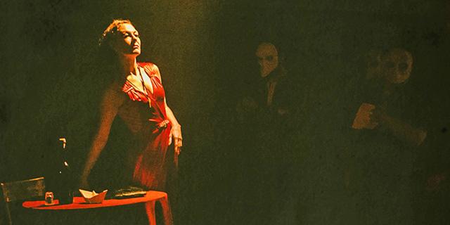 """מקבת צד פוקימונים: על המחזה """"Sleep No More"""""""