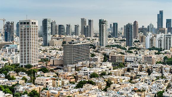 תל אביב, צילום: שאטרסטוק